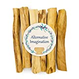 Premium Palo Santo Holy Wood Incense Sticks, for Purifying, Cleansing, Healing, Meditating, Stress...