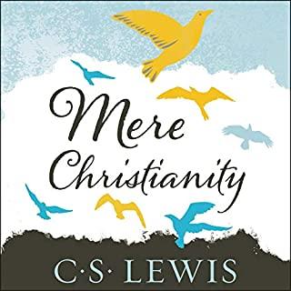 Page de couverture de Mere Christianity