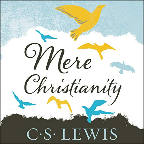 Mere Christianity audiobook cover art