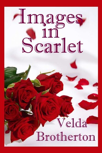 Book: Images In Scarlet by Velda Brotherton
