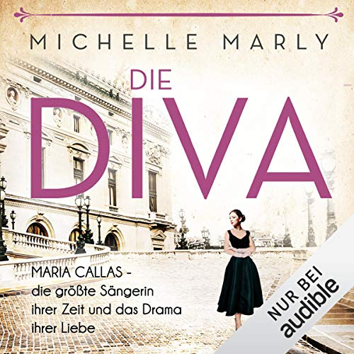 Die Diva audiobook cover art