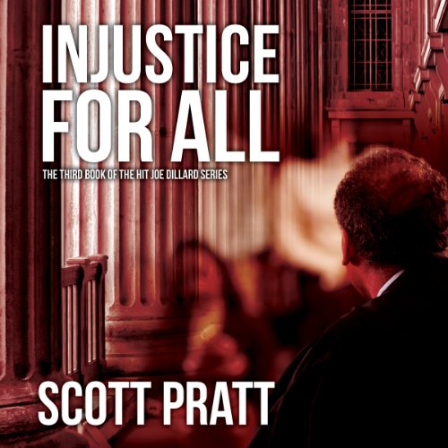 Injustice For All audiobook cover art