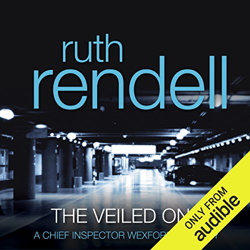 The Veiled One audiobook cover art