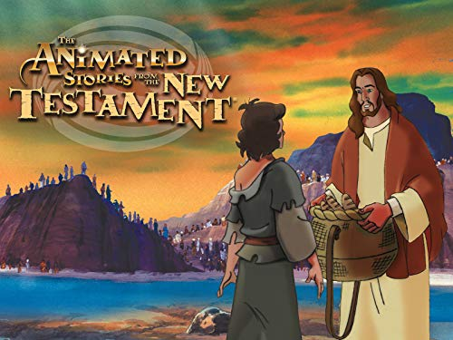 Animated Stories from the New Testament 24x30
