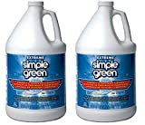 Simple Green 13406 Extreme Aircraft and Precision Cleaner, 1 Gallon Bottle (4) (2, 1 Gallon Bottle)