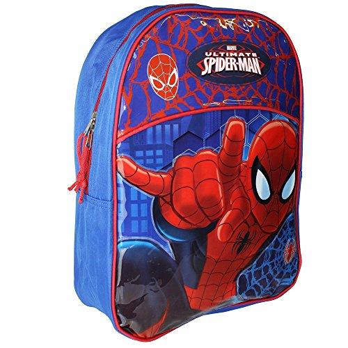 Ultimate Spiderman Premium Sac à Dos (Large)