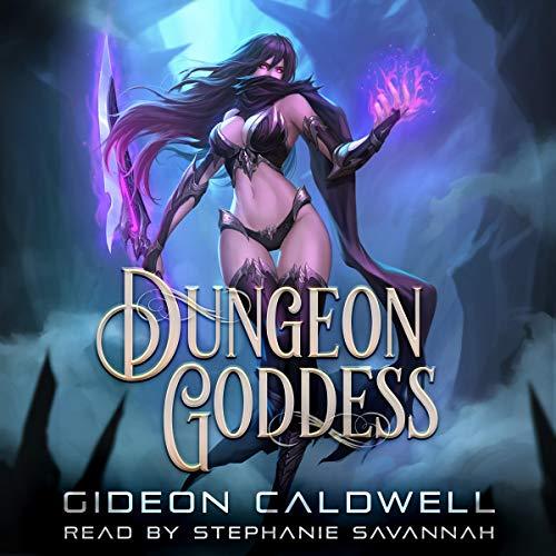 Dungeon Goddess cover art