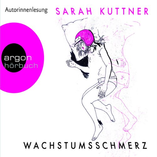 Wachstumsschmerz audiobook cover art