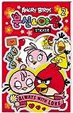 Angry Bird Tattoo & amp; Glow 2 (Korean Edition)