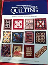 American Patchwork&Quilting (1999 Calendar Pattern Booklet)