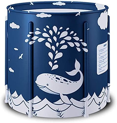 Bañera portátil Bañera Plegable Cubo de bañera para niños Bañera para Adultos para baño de baño de baño Caliente
