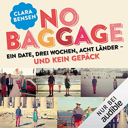 No Baggage audiobook cover art