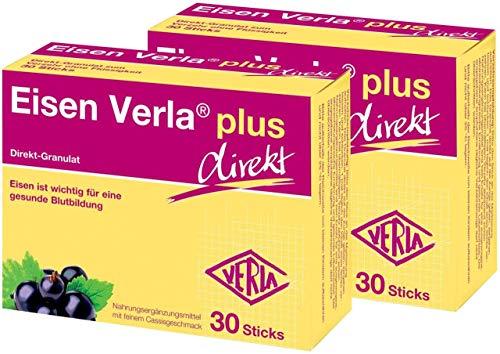 Sparset Eisen Verla plus direkt 2 x 30 Granulatsticks
