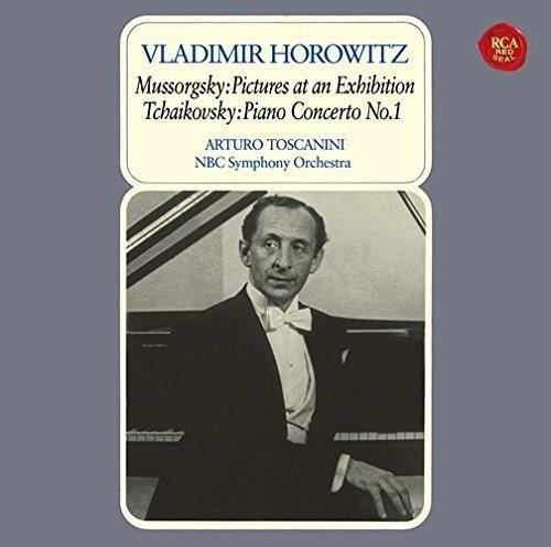 チャイコフスキー:ピアノ協奏曲第1番(1941年録音)、ムソルグスキー:展覧会の絵(1951年ライヴ)(期間生産限定盤)