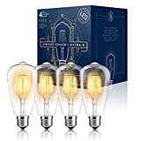Edison LED Light Bulbs - Dimmable - Vintage Style...