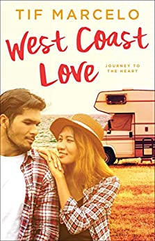 West Coast Love (Journey to the Heart Book 3) by [Tif Marcelo]