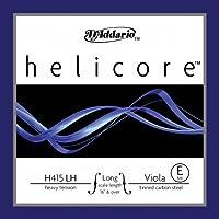 DエAddario Helicore Viola Single E String, Long Scale, Heavy Tension, H415 LH
