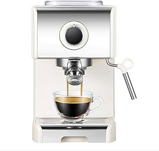 MJYDQ Machine à café Machine à Expresso Pompe Semi-Automatique Machine à café Expresso Accueil Machine à café Lait Commerc...