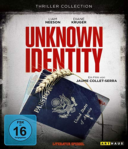 Unknown Identity - Thriller Collection [Blu-ray]