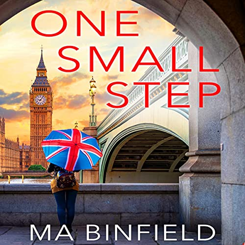 One Small Step Audiobook By MA Binfield cover art