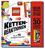 LEGO   Kettenreaktionen  Baue dir 10 bewegliche Ma