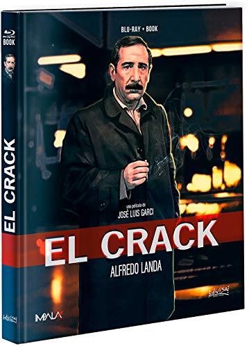 El Crack - Edición Libro [Blu-ray]