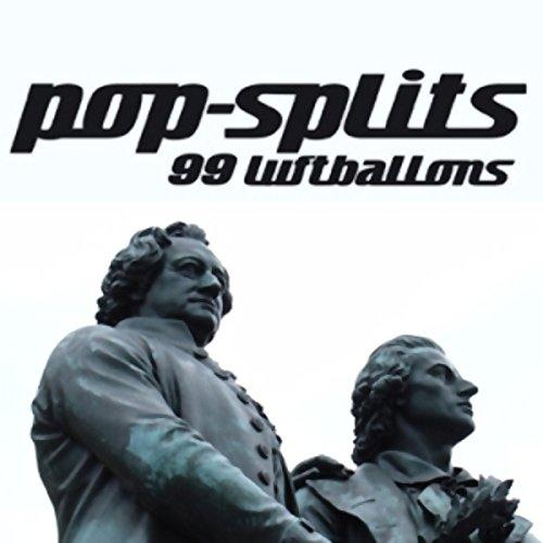 99 Luftballons (Pop-Splits) 21 Geschichten aus Deutschland Titelbild