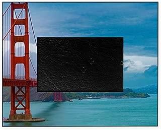 CafePress Stunning! Golden Gate Bridge San Francisco Decorative 8x10 Picture Frame