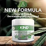 Hemp Joint & Muscle Active Relief Gel- High Strength Hemp Oil Formula Rich in Natural Extracts by 5kind. Soothe Feet… 7