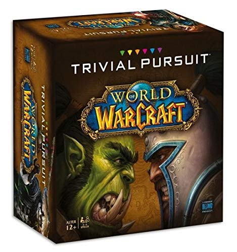 Winning Moves Trivial Pursuit World of Warcraft