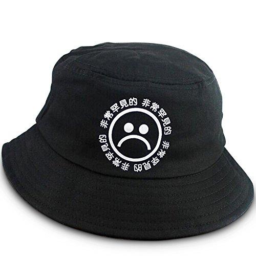 AnarchyCo Herren Sad Boys Fischerhut Bucket Hat Eimer Hut