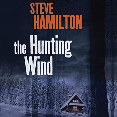 The Hunting Wind audiobook cover art