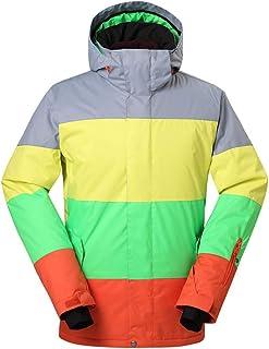 Zjsjacket ski Suit GSOU Snow Men's ski Suit Men's Single Board and Double Board Skiing 1403-002