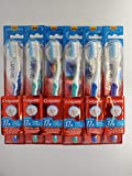 Colgate Slimsoft Toothbrush, Pack of 6
