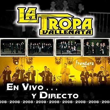 En Vivo y Directo 2008