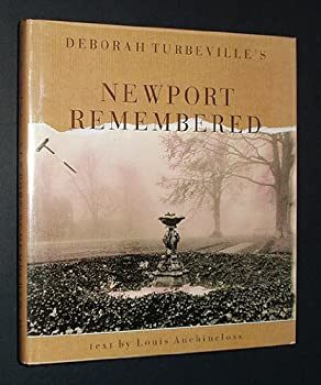 Hardcover Newport Remembered Deborah Turbeville Book