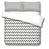 SLQL Juego de ropa de cama Anime Themed de 3 piezas, 1 funda nórdica y 2 fundas de almohada de microfibra suave de 135 x 200 cm