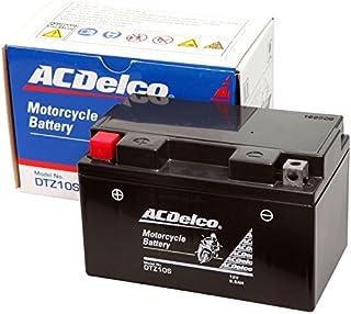 ACDelco [ エーシーデルコ ] シールド型 バイク用バッテリー [ 液入充電済 ] DTZ10S
