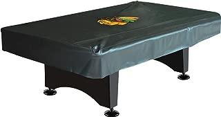 chicago blackhawks pool table felt