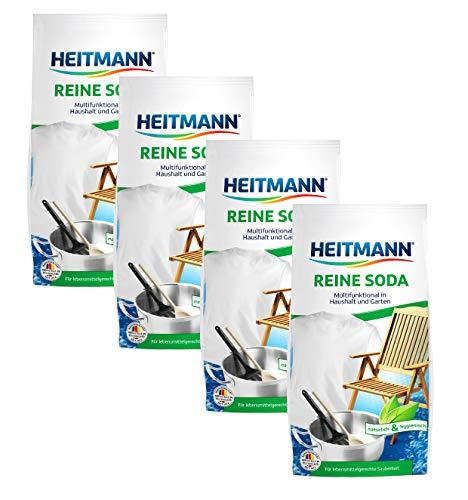 Heitmann Reine Soda Vielzweckreiniger für Haushalt, Küche, Bad und Garten