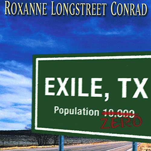 Exile, Texas audiobook cover art