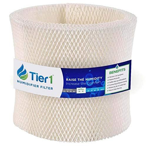 Tier1 Humidifier Filter Replacement for Emerson MAF1 14906 MA-0950, 1200, 1201 - Improves Air Quality in Homes and Offices