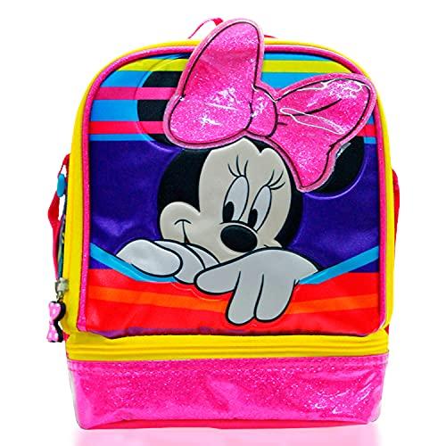 mochila y lonchera de mickey mouse fabricante Idea Nuova