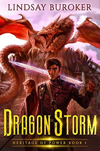 Dragon Storm Heritage of Power Book 1 Lindsay Buroker