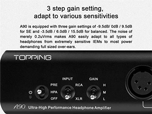 『TOPPING VX2 デジタルアンプ DAC不要 STA326 24bit/96kHz USB』の6枚目の画像