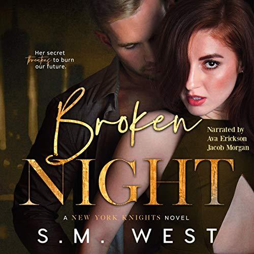 Broken Night Audiobook By S.M. West cover art