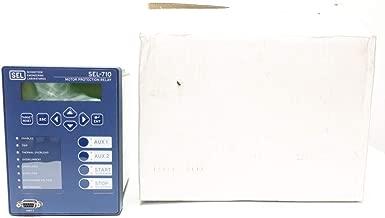 SCHWEITZER 071001ACABA71850001 SEL-710 Motor Protection Relay 120/240V-AC