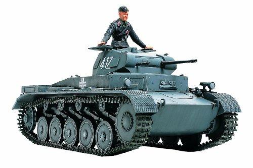 TAMIYA 300035292 - 1:35 WWII Deutsche Panzerkampfwagen II Ausführung A/B/C (1)
