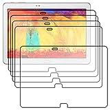 Foto ebestStar - [Pacco x5 Protezione Schermo Compatibile con Samsung Galaxy Note 10.1 2014 Edition SM-P600 Pellicola Film Anti Shock AntiGraffio [Apparecchio: 243.1 x 171.4 x 7.9mm, 10.1