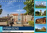 Pirmasens (Tischkalender 2021 DIN A5 quer): Rundgang durch Pirmasens (Monatskalender, 14 Seiten )